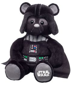 17 in. Darth Vader™ Bear | Build-A-Bear Workshop