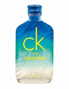 Le parfum CK One Summer de Calvin Klein