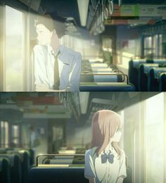 Koe no Katachi / Me Me Me Anime, Anime Love, Koe No Katachi Anime, A Silence Voice, A Silent Voice Anime, Manga Anime, Anime Art, Free Iwatobi Swim Club, Time T