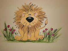 Whimsical Jungle Animal Baby Nursery