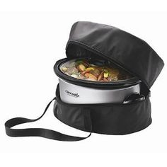Crock-Pot SCBAG Travel Bag for 7-Quart Slow Cookers, Black, http://smile.amazon.com/dp/B0012UY6XO/ref=cm_sw_r_pi_awdm_hnuBwb0D8JQTB
