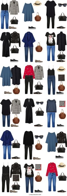 What to Pack for Prague and Berlin Packing Light- Plus Size - livelovesara