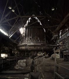 Carrie Furnaces, Rankin, PA