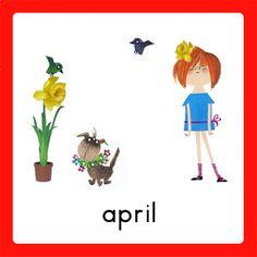 april School Jobs, Schmidt, Google Ads, Working With Children, Child Development, Diy For Kids, Cute Pictures, Homeschool, Seasons
