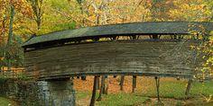 Humpback Covered Bridge, Virginia