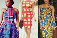 Ankara Design for Ladies - http://www.dezangozone.com/2015/10/ankara-design-for-ladies.html DeZango Fashion Zone