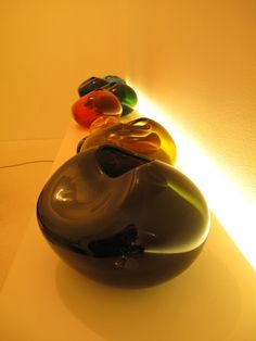 Kate Hume's glass . I'm actually really proud of this photograph too.
