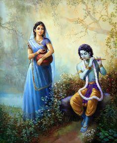 .Krishna Radha