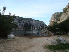Camí de Cales Coves. Alaior. Menorca