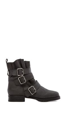 Matiko leather boots - REVOLVE clothing