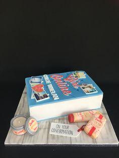 Zoella cake, Zoella book cake
