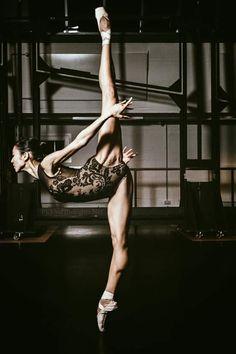 <<Marina Kanno (Staatsballett Berlin) # Photo © Dean Barucija>>
