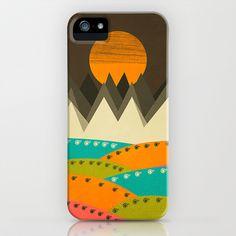 Textures/Abstract 122 iPhone & iPod Case by ViviGonzalezArt - $35.00