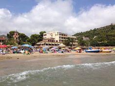 Playa Voramar. Castellón