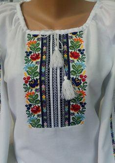 Crochet Shawl, Cross Stitch, Embroidery, Sweatshirts, Costume, Sweaters, Handmade, Design, Fashion