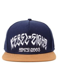 be41e39f130 Rebel8 Clothing Death Stroke Snapback Hat - Canvas  32.00 5 Panel Hat