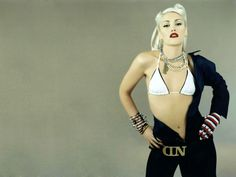 Gwen Stefani Computer Wallpapers, Desktop Backgrounds 1600x1200 Id ...