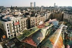 SANTA CATERINA MARKET | Miralles Tagliabue EMBT; Photo: Alex Gaultier | Archinect