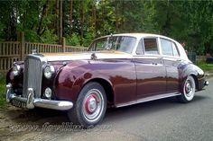Fovilim | Zabytkowy Bentley S2 1963r | Warszawa