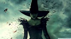 A new poster for Disney and Sam Raimi's OZ: The Great and Powerful has landed, and it features a rather nasty looking witch. The question is though, which witch is it? Well, it would appear [. Wicked Musical, Wicked Witch, Real Witches, Evil Witch, Witch Wallpaper, Wallpaper Ideas, Which Witch, National Geographic Kids, New Poster