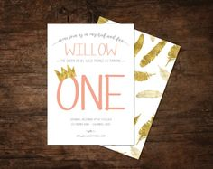 Where The Wild Things Are Inspired Invitation By Lulupaperprints