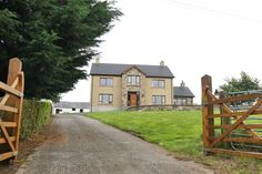 This 6 Bed Detached House For Sale Is Located At 80 Glebe Road, Ahoghill. Find Out More Inside.