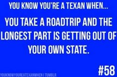 Texas road signs