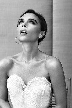Victoria Beckham - Josh Olins Photoshoot for Vogue China - August 2013