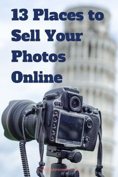 13 Places to Sell Your Photos Online