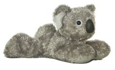 """8"""" Melbourne is a jungle favorite- a realistic and cuddly stuffed koala! - Ages: 3 and up - Cleaning instructions: Surface Wash Aurora World is a premier manufacturer of gift plush, stuffed animals an"""