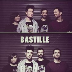how was the band bastille formed