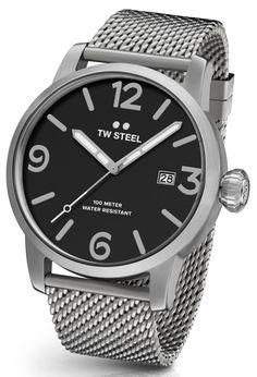 TW Steel MB12 Maverick horloge 48 mm