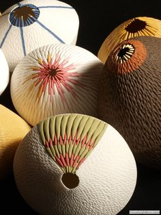 Objects of Seduction (Porcelaine, 22x15x14cm) Martha Pachon Rodriguez