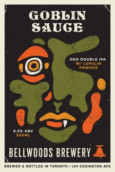 Doublenaut bellwoods brewery goblin sauce final