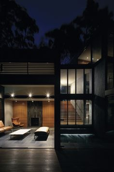 Ian Moore Architects-Balmoral House - Sydney Australia 2006. Photo (c)Rocket Mattler