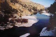 Lander, Wyoming  Sinks Canyon State Park
