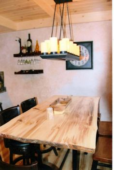 Home made Rustic table-AWESOME!!!