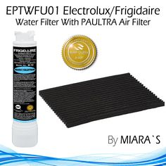 eptwfu01 puresource ultra ii water filter with free paultra compatible air filter