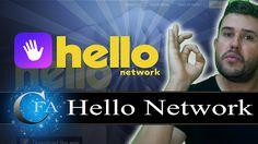 Neste vídeo vamos tratar sobre a nova rede Social a Hello Network, na qual é a substituta do Or...
