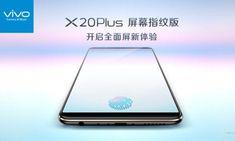 Vivo X20 Plus UD dengan Sidik Jari di Bawah Layar Meluncur 24 Januari
