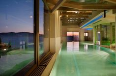 """The beautiful hotel """"Aigli &Spa"""" in Viotia! With WeGreek card you have a discount for your accomodation! Get yours today! Wanderlust, The Good Place, Perfect Place, Beautiful Hotels, Time Of The Year, Under Construction, Resort Spa, Land Scape, Greece"""