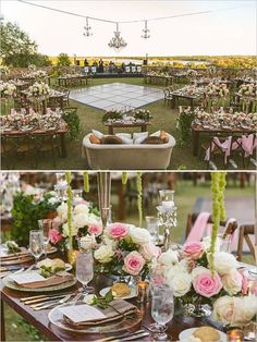 outdoor wedding reception best photos - outdoor wedding - cuteweddingideas.com