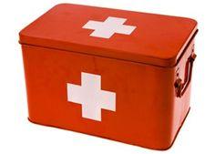 grande boîte de secours