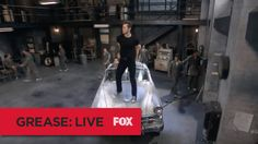 """Pin for Later: Watch Every Showstopping Number From Grease: Live! """"Greased Lightning"""""""
