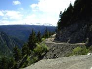 The Hill to Bella Coola, BC Crazy insane heart pounding drive!