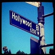 Hollywood - cant wait to visit in Sept