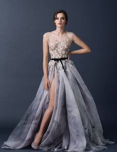 Paolo Sebastian Fall 2015 Couture Fashion Show