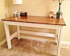 Country Desk | Do It Yourself Home Projects from Ana White