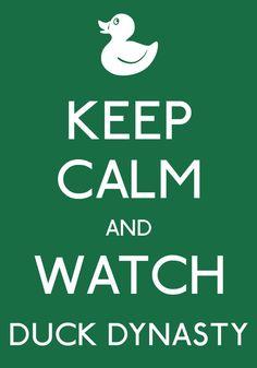 Duck Dynasty #alwayswatchinggg