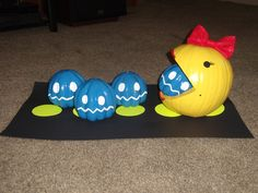 Image result for pac man pumpkin